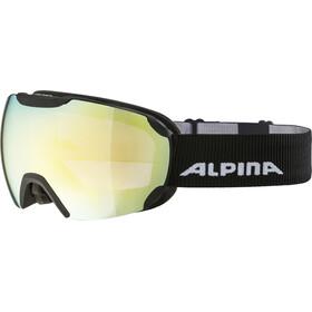 Alpina Pheos QHM Masque, black matt/gold